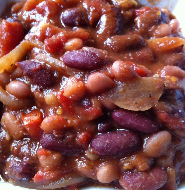 Spicy Bean Casserole | Healthy Diet Recipes